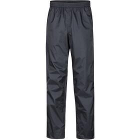 Marmot PreCip Pants Men, negro
